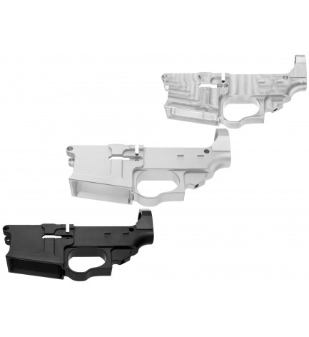 AR-15 100% Lower Receiver