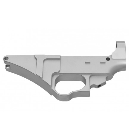 AR-15 80% Lower Receiver Single Shot