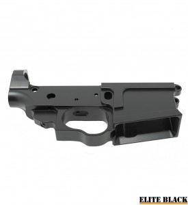AR-15 100% Lower Receiver