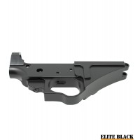AR-15 100% Lower Receiver Single Shot