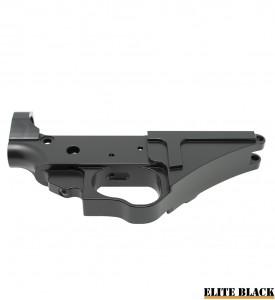 AR-15 100% Lower Receiver Single Shot