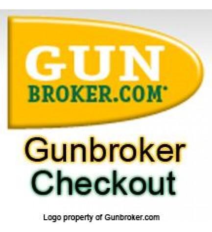 Gun Brokers Checkout